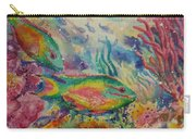 Redband Parrotfish Carry-all Pouch