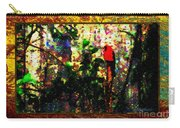 Redbird Sifting Beauty Out Of Ashes Carry-all Pouch