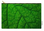Redbud Leaf Carry-all Pouch