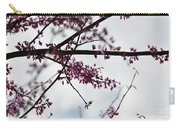 Redbuds In The Mist Carry-all Pouch