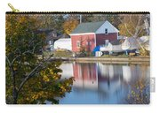 Redd's Pond Boathouse Marblehead Ma Massachusetts Carry-all Pouch