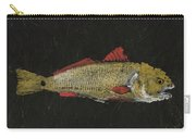 Redfish Carry-all Pouch by Captain Warren Sellers