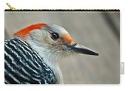 Redhead Portrait Carry-all Pouch