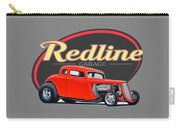 Redline Hot Rod Garage Carry-all Pouch