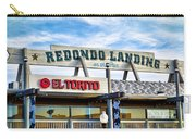 Redondo Beach Pier Closeup Carry-all Pouch