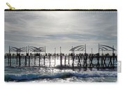 Redondo Beach Pier Sunset Onset Carry-all Pouch