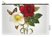 Redoute: Hellebore, 1833 Carry-all Pouch