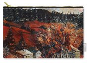 Redu Village Belgium Carry-all Pouch