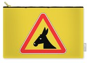 Reducing Bigstock Donkey 171252860 Carry-all Pouch