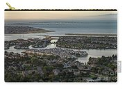 Redwood City, California Aerial Carry-all Pouch