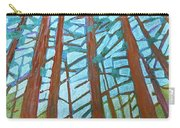 Redwood Trees Carry-all Pouch