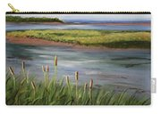 Reeds By The Water Carry-all Pouch