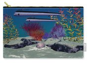 Reef Carry-all Pouch by Corey Ford