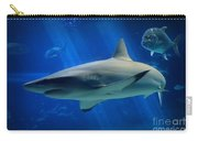 Reef Shark Carry-all Pouch