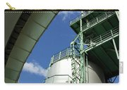 Refinery Detail Carry-all Pouch by Carlos Caetano