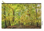 Reflected Color Of Autumn Carry-all Pouch