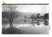 Reflected Trees Carry-all Pouch by Gaspar Avila
