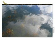 Reflecting Clouds In The Water  Carry-all Pouch