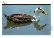 Reflecting Duck Carry-all Pouch