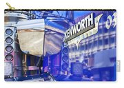Reflecting On A Kenworth Carry-all Pouch