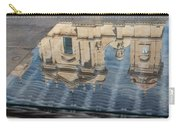 Reflecting On Noto Cathedral Saint Nicholas Of Myra - Sicily Italy Carry-all Pouch