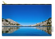 Reflecting On Treasure Lake Carry-all Pouch