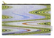Reflection Abstract Abstract Carry-all Pouch