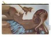 Nude Muse Reflecting Carry-all Pouch