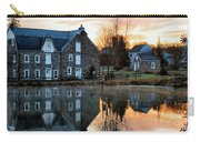 Reflection At Wagner Mill Carry-all Pouch