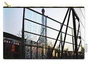 Reflection Eiffel Paris Carry-all Pouch