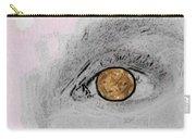 Reflection In A Golden Eye Carry-all Pouch