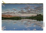 Reflection In A Mountain Pond Carry-all Pouch