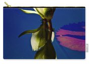 Reflection Of A Water Lily Carry-all Pouch