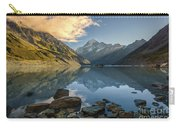 Reflection Of Aoraki Carry-all Pouch