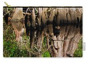 Reflection Of Cypress Knees Carry-all Pouch