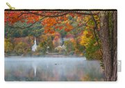 Reflection Of Fall Carry-all Pouch