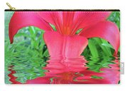 Reflection Of Life  Carry-all Pouch