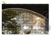 Reflection Of Navy Pier Ferris Wheel Carry-all Pouch