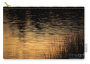 Reflection On A Sunset Carry-all Pouch
