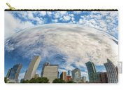 Reflection On The Bean Carry-all Pouch