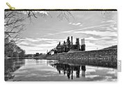 Reflection On The Lehigh Carry-all Pouch by DJ Florek