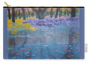 Reflection Pond Japan Carry-all Pouch