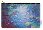 Reflection Pond With Liles Carry-all Pouch