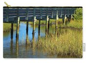 Reflections And Sea Grass Carry-all Pouch