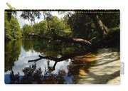 Reflections And Shadows Carry-all Pouch by Warren Thompson