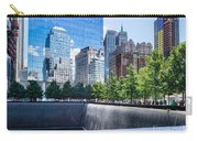 Reflections At 911 Memorial Carry-all Pouch