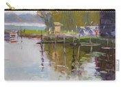 Reflections At Ashville Bay Marina Carry-all Pouch