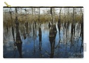 Reflections At Big Cypress Carry-all Pouch
