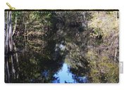 Reflections At Camps Creek  Carry-all Pouch