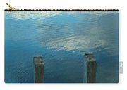 Reflections At Granite Pier Carry-all Pouch